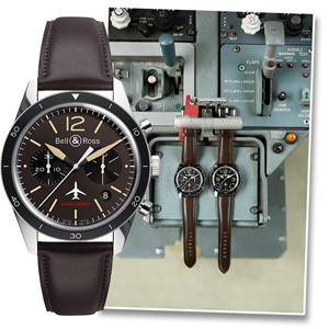 Часы Bell & Ross Vintage Falcon