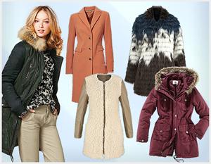 Модные тренды женской верхней одежды