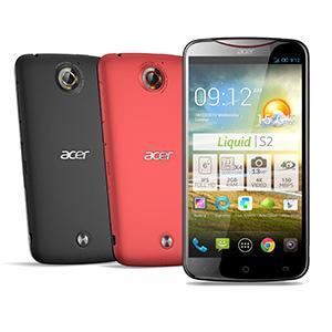 Смартфон Acer Liquid S2: эксклюзивно в М.Видео