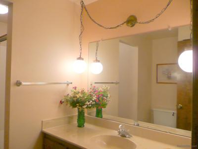 Освещение для ванных комнат