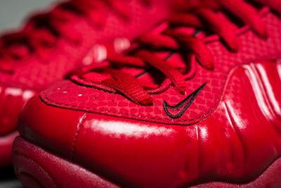 Встречайте, новый цвет Nike Air Foamposite PRO Red October