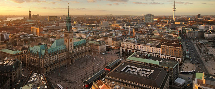 Рейсы в Гамбург