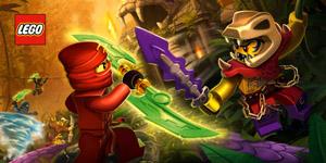 Lego Ninjago начинают новую битву