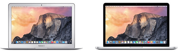Обновленные MacBook Air и MacBook Pro — уже в продаже