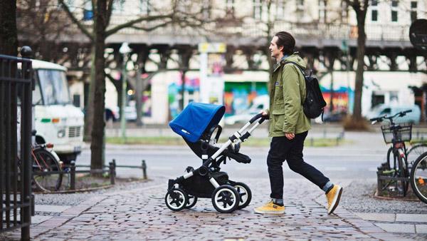 Prenatal предлагает детские коляски Bugaboo