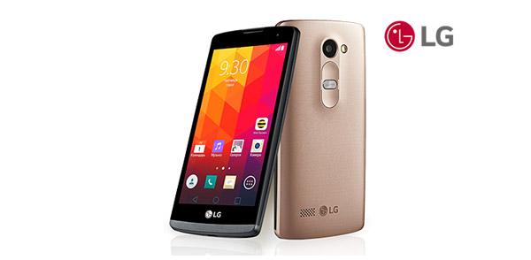 LG Leon LTE за 6990 рублей