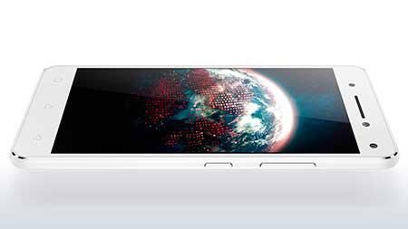 Смартфон Lenovo Vibe S1: всё внимание – на себя