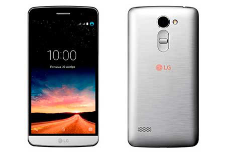 Смартфон LG Ray: доступная цена на нереальную красоту