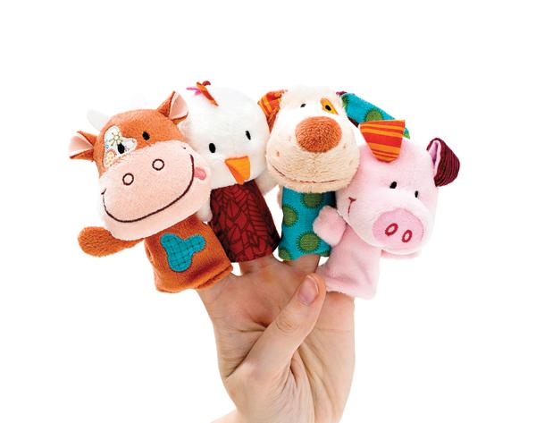 В магазине Prenatal Milano появились игрушки бренда Lilliputiens