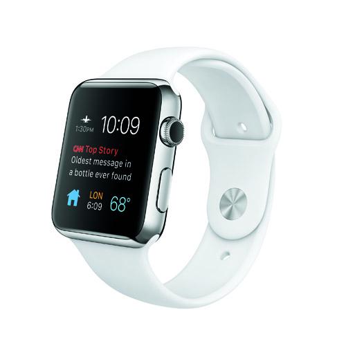 Apple представляет Apple Watch