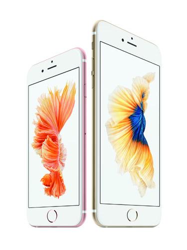 Apple iPhone 6s и iPhone 6s Plus появятся в продаже