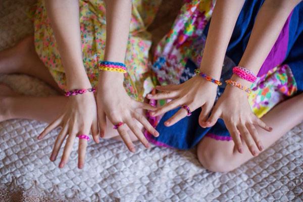 Наборы для плетения Rainbow Loom в КубиРуби