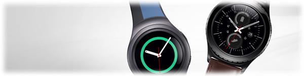 Samsung Gear S2 - новое поколение умных часов