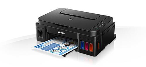 Новые перезаправляемые принтеры Canon Pixma